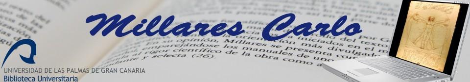 Millares Carlo. Blog de la Biblioteca de Humanidades de la ULPGC