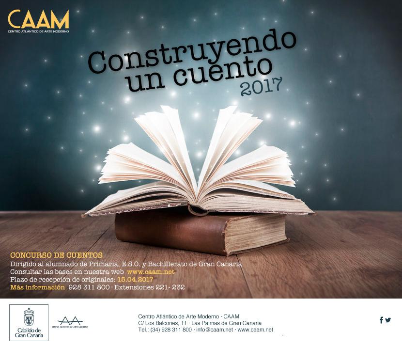 Concurso 'Construyendo un cuento' 2017