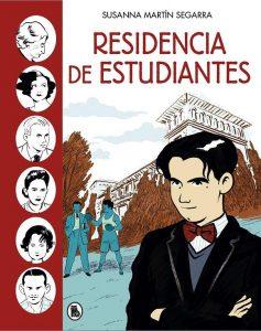 """""""Residencia de Estudiantes"""" de Susanne Martín"""