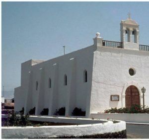 Iglesia de Femés